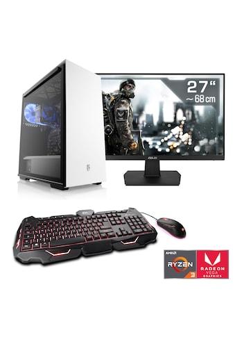 CSL »Levitas T8412 Windows 10 Home« PC - Komplettsystem (AMD, Ryzen 3) kaufen