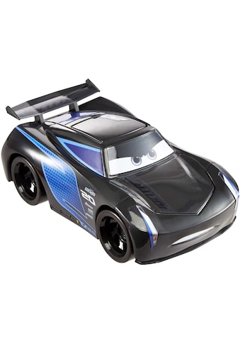 Mattel® Spielzeug-Auto »Pixar Cars Track Talkers Jackson Storm«, mit Soundfunktion kaufen