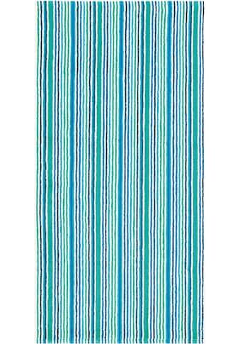 Egeria Badetuch »Combi Stripes«, (1 St.), mit feinen Streifen kaufen