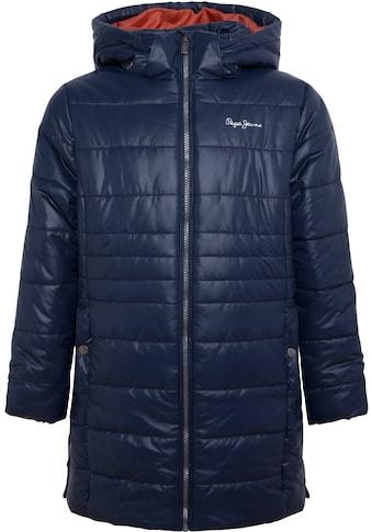 Pepe Jeans Steppmantel »BEE«, in leicht glänzendende Qualität kaufen