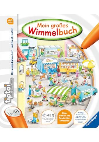 Buch »tiptoi® Mein großes Wimmelbuch / Inka Friese, Friederike Großekettler« kaufen