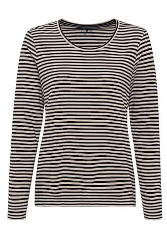 Olsen T-Shirt, mit Ringeln kaufen