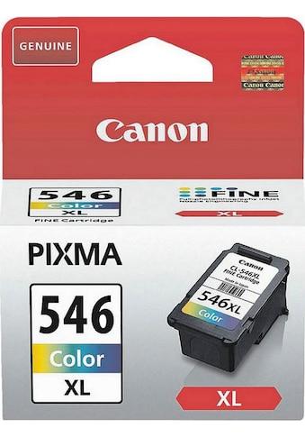 Canon Tintenpatrone »CL-546XL C/M/Y« kaufen