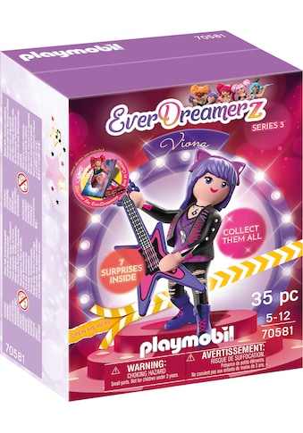 Playmobil® Konstruktions-Spielset »Viona - Music World (70581), EverDreamerz«, Made in Europe kaufen