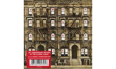 Musik-CD »PHYSICAL GRAFFITTI(2014 REISSUE) / Led Zeppelin« kaufen