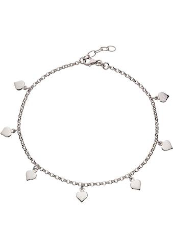 Firetti Fußkette »Herzen« kaufen