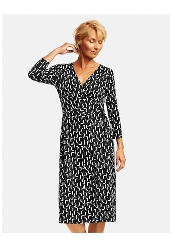 GERRY WEBER Druckkleid »Kleid mit kontrastfarbigem Muster« kaufen