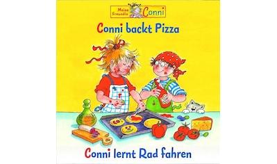 Musik-CD »08: BACKT PIZZA/LERNT RAD / MEINE FREUNDIN CONNI« kaufen