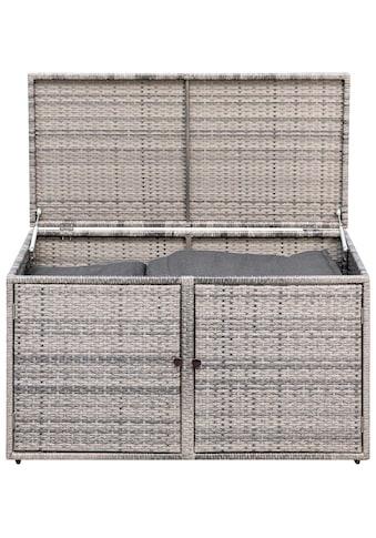 MERXX Kissenbox »Komfort«, Polyrattan kaufen