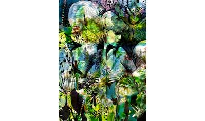 Komar Fototapete »Aphrodite´s Garden«, bedruckt-Wald-Meer, ausgezeichnet lichtbeständig kaufen