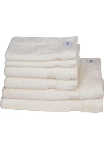 Handtuch Set, »Cuddly Set«, SCHÖNER WOHNEN - Kollektion (Set) kaufen