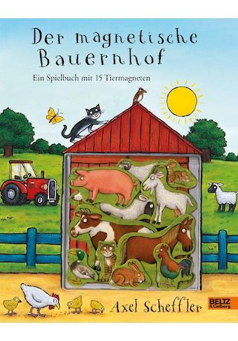 Buch »Der magnetische Bauernhof / Axel Scheffler, Barbara Gelberg, Axel Scheffler, Macmillan Children's Books« kaufen
