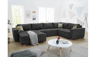 Jockenhöfer Gruppe Wohnlandschaft, mit extra viel Platz, Bettkasten und großer... kaufen