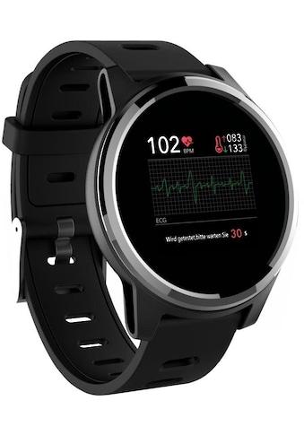 Swisstone SW 660 ECG Smartwatch (3,3 cm / 1,3 Zoll) kaufen