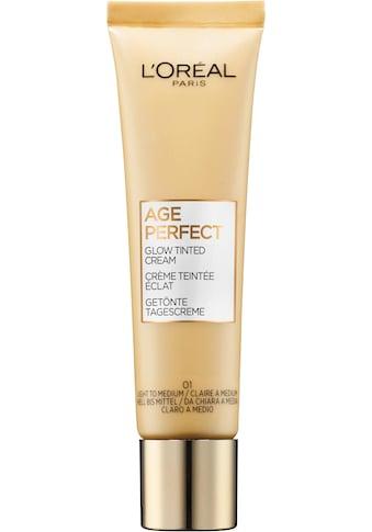 L'ORÉAL PARIS Getönte Gesichtscreme »Age Perfect Glow Tinted Cream« kaufen