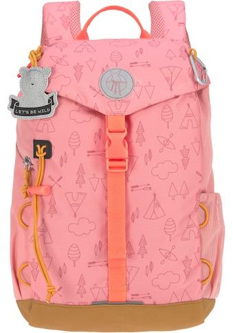 Lässig Kinderrucksack »Adventure rose, Mini Backpack«, Reflektoren, inkl.... kaufen