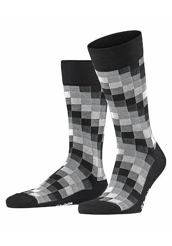 Burlington Socken »Graphic Check«, (1 Paar), im Retro-Design kaufen
