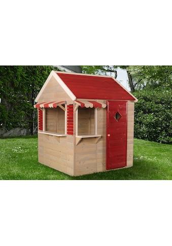 50NRTH Spielhaus »Wendi Toys Dachs«, BxTxH: 120x120x155 cm kaufen