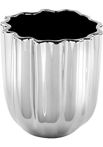Fink Übertopf »TULIP«, Blumenübertopf, Vase, aus Keramik, in Handarbeit hergestellt, verschiedene Durchmesser erhältlich kaufen