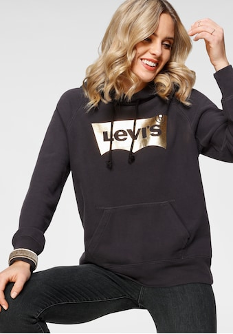 Levi's® Hoodie »Graphic Sport Hoodie«, mit großem Batwing-Logoprint kaufen