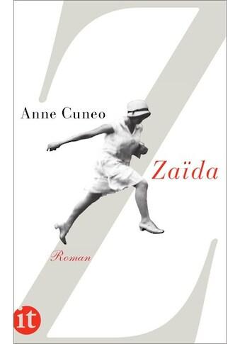 Buch Zaïda / Anne Cuneo, Erich Liebi kaufen