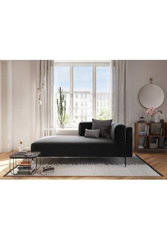 COUCH♥ Recamiere »Relaxiere«, COUCH♥ Lieblingsstücke, Armlehne links oder rechts bestellbar kaufen