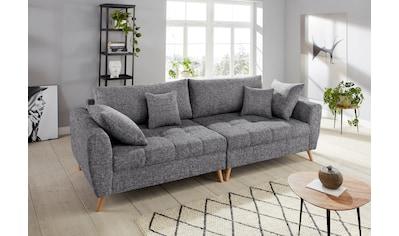 andas Big-Sofa »Blackburn Luxus«, mit besonders hochwertiger Polsterung für bis zu 140 kg Belastbarkeit kaufen