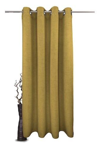 VHG Vorhang nach Maß »Rustika«, Struktur, Breite: 145 cm kaufen