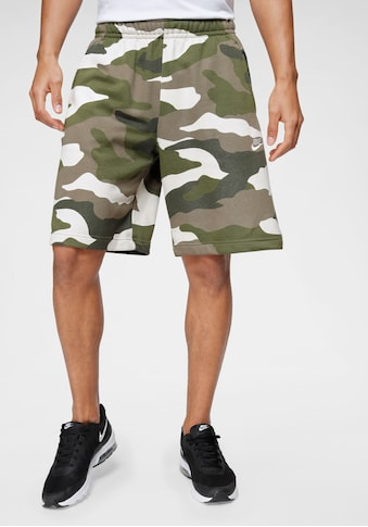 Nike Sportswear Sweatshorts »Men's French Terry Camo Shorts« kaufen