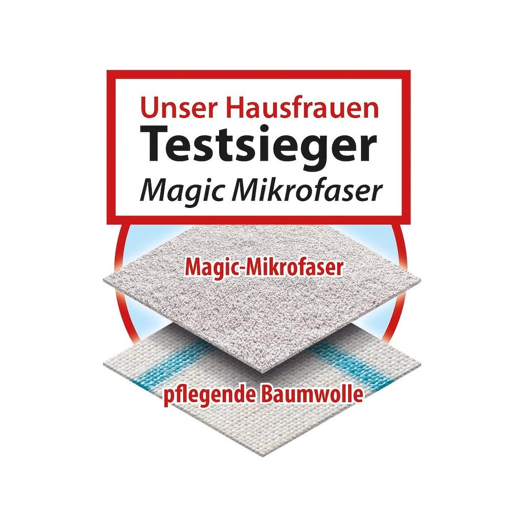 TELESHOP Geschirrtuch »CleverClean®Magic Mikrofaser«
