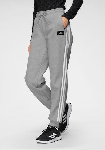 adidas Performance Jogginghose »SPORTSWEAR FUTURE ICONS 3S REGULAR PANT« kaufen