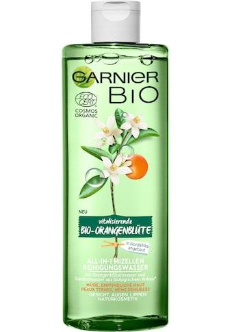 GARNIER Reinigungswasser »Bio Vitalisierende Orangenblüte All-in-1 Mizellen« kaufen