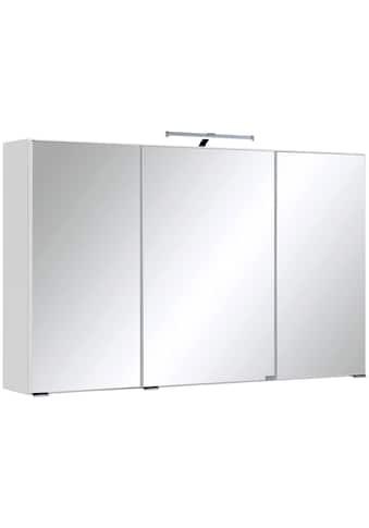 HELD MÖBEL Spiegelschrank »Texas«, Breite 100 cm, mit LED-Aufbauleuchte kaufen
