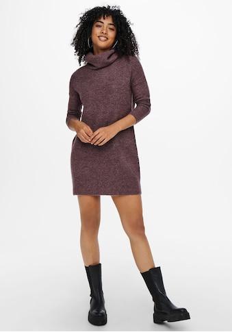 Only Strickkleid »ONLJANA L/S COWLNCK DRESS« kaufen