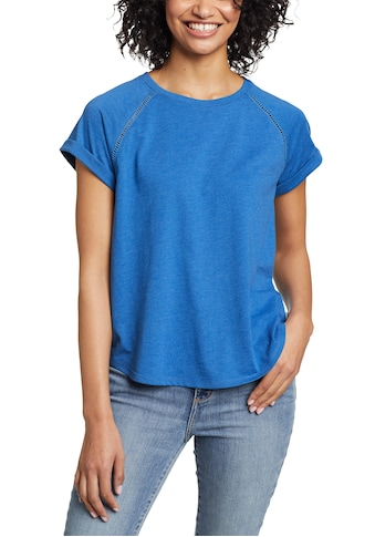 Eddie Bauer T-Shirt, Myriad T-Shirt - mit Lochstickerei kaufen