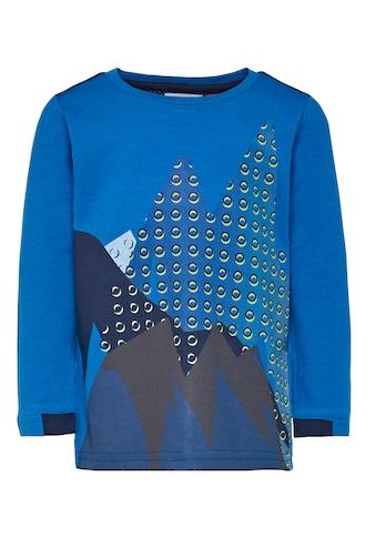 """LEGO® Wear Langarmshirt »TYLER 609«, """"Berge leuchten im Dunkeln"""" kaufen"""