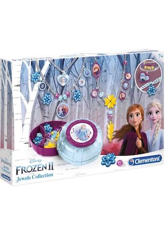 "Clementoni® Kreativset ""Frozen 2  -  Schmuck Kollektion"" kaufen"