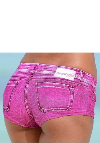 KangaROOS Hotpants »Patty« kaufen