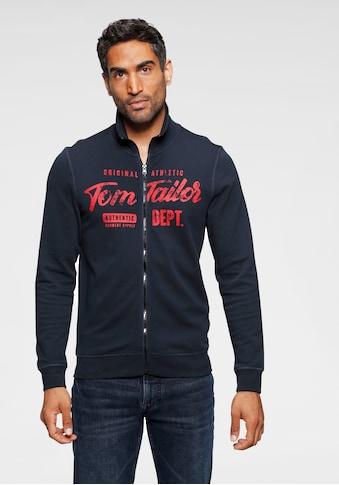 TOM TAILOR Sweatjacke kaufen