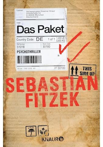 Buch »Das Paket / Sebastian Fitzek« kaufen