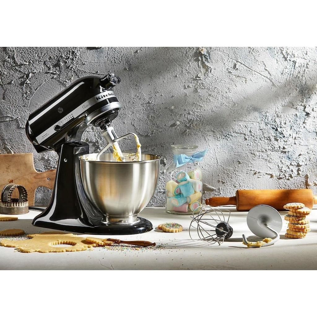 KitchenAid Küchenmaschine »Classic 5K45SS EOB«, inkl. Sonderzubehör im Wert von ca. 112,-€ UVP