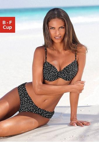 LASCANA Bügel-Bikini, im Pünktchen-Design kaufen