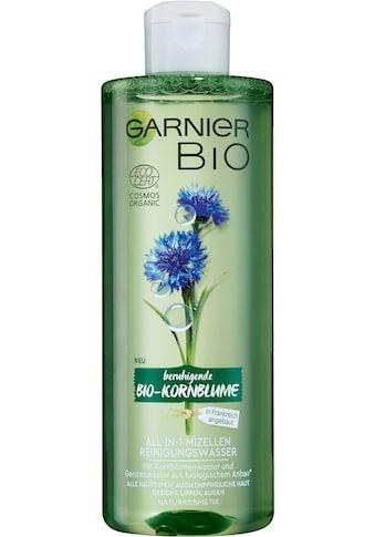 GARNIER Reinigungswasser »Bio Kornblumen All-in-1 Mizellen« kaufen