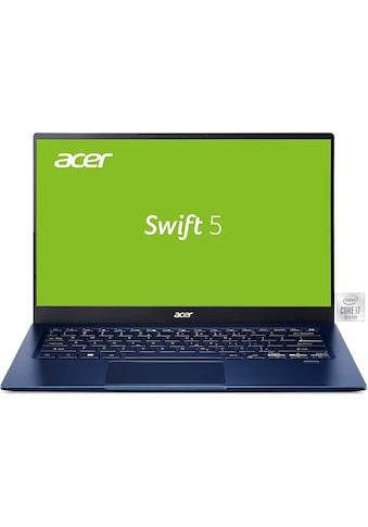 "Acer Notebook »Swift 5 SF514-54T-76GW«, (35,56 cm/14 "" Intel Core i7 Iris Plus Graphics\r\n 0 GB HDD 512 GB SSD), 35,56 cm (14"") Intel Core i7, 512 GB, 16 GB kaufen"