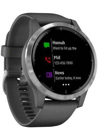 Garmin Smartwatch »VIVOACTIVE 4« kaufen