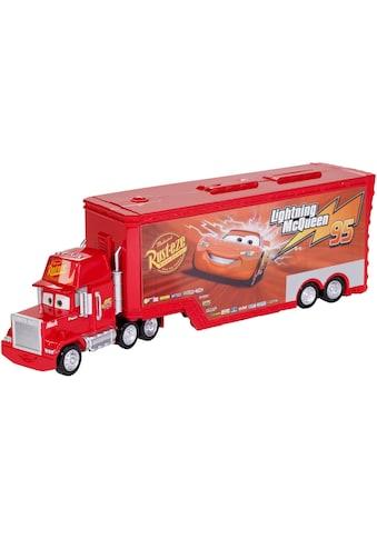 Mattel® Spielzeug-Auto »Disney Cars Transporter Spielset Mack«, verwandelbar kaufen