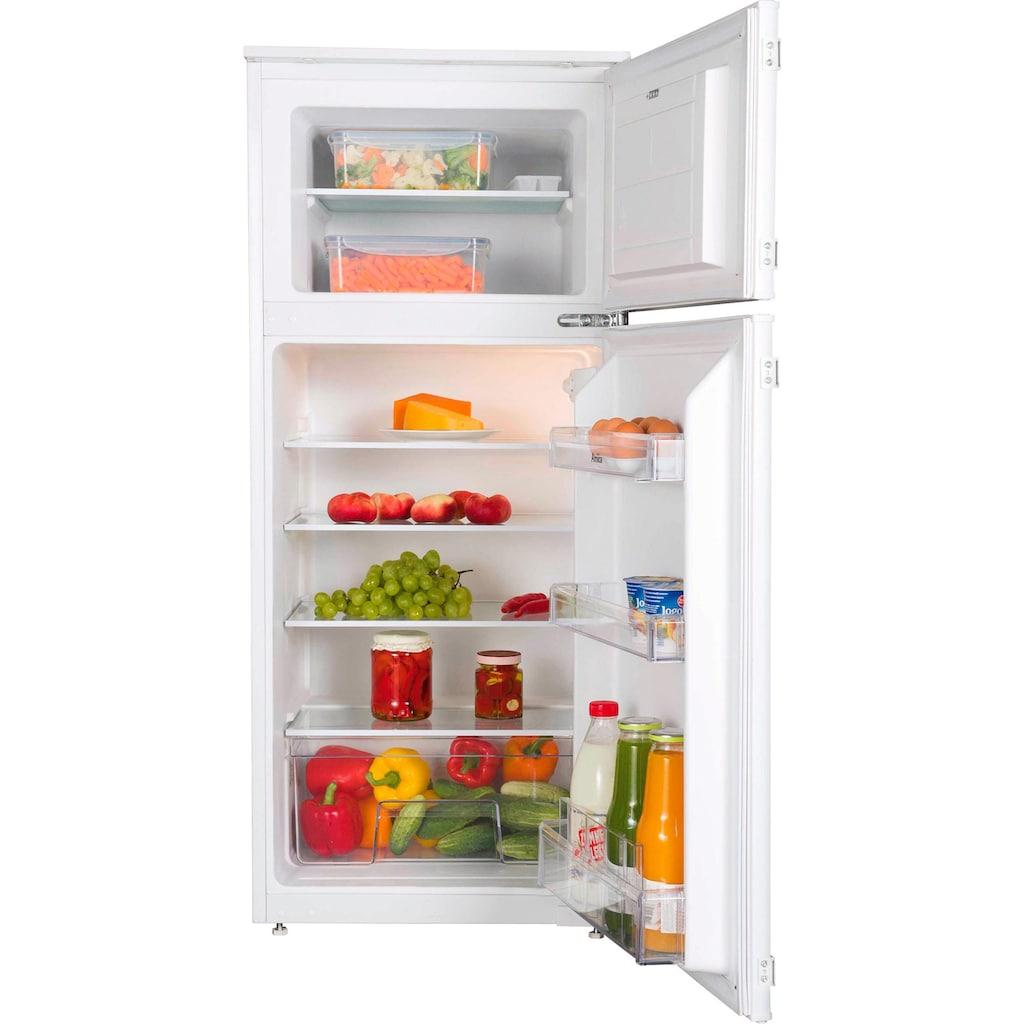 Amica Einbaukühlgefrierkombination »EKGC 16160«, Abtauautomatik
