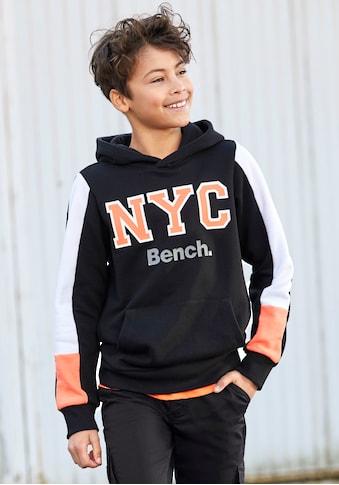 Bench. Kapuzensweatshirt »NYC« kaufen