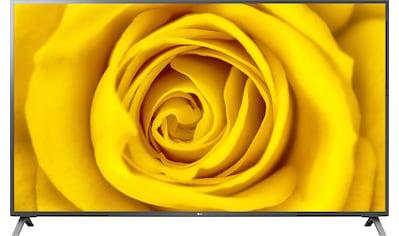 "LG LED-Fernseher »70UN70706LB«, 177 cm/70 "", 4K Ultra HD, Smart-TV kaufen"
