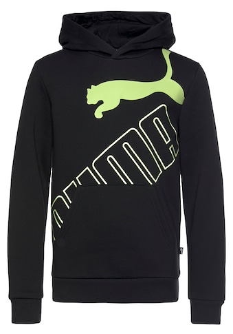 PUMA Kapuzensweatshirt »BIG LOGO HOODIE FLEECE BOYS« kaufen